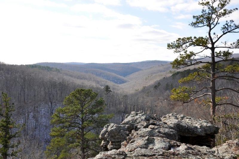 Pedestal Rocks Part I