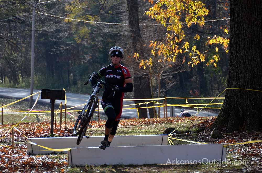Cyclocross really should be classified as Multi-Sport.