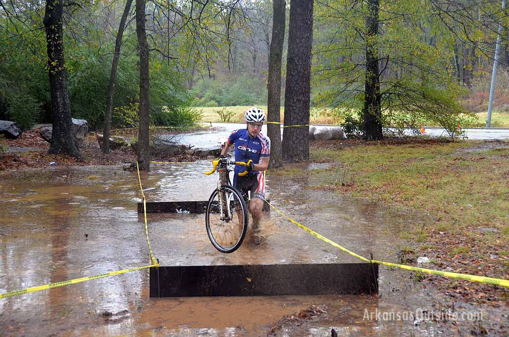 2011 Turkey Burn Cyclocross Race, Little Rock, Arkansas