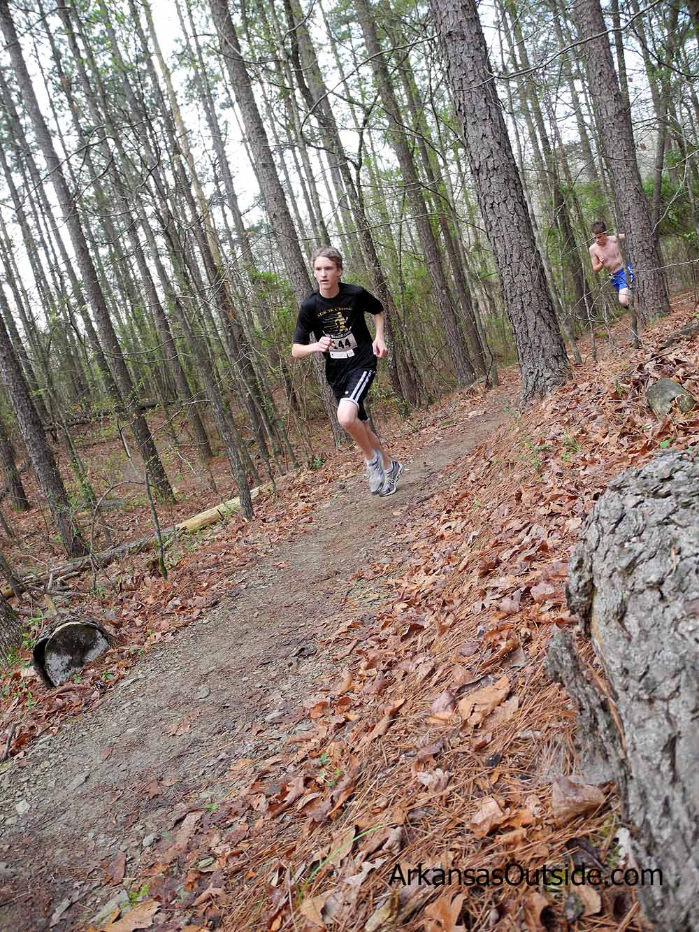 Spa City Trail Run