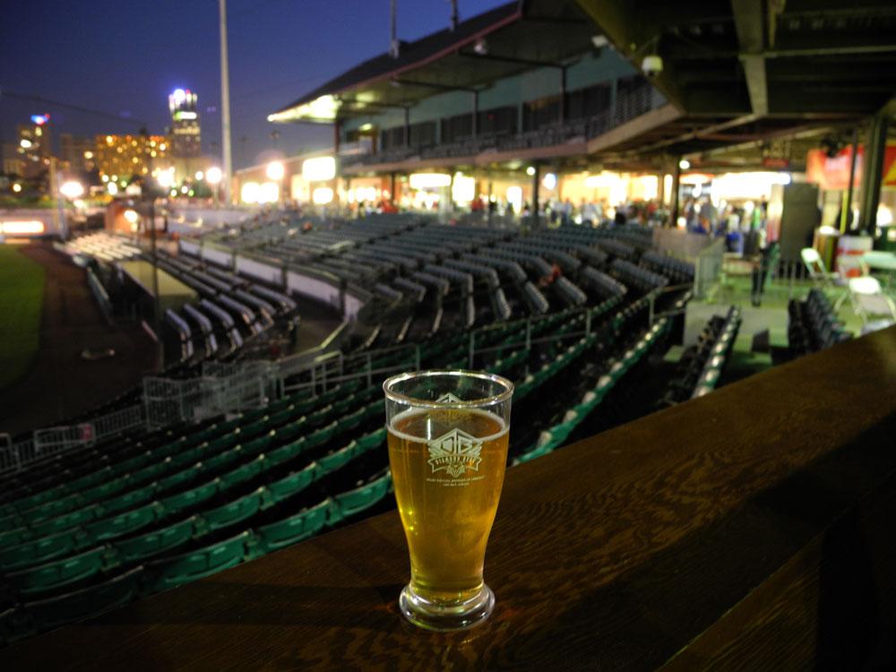 Beer and Baseball….