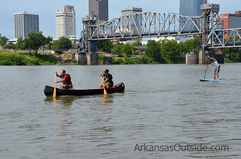 Arkansas River Canoe and Kayak Race 2012