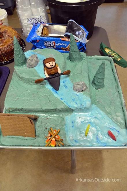River Cake