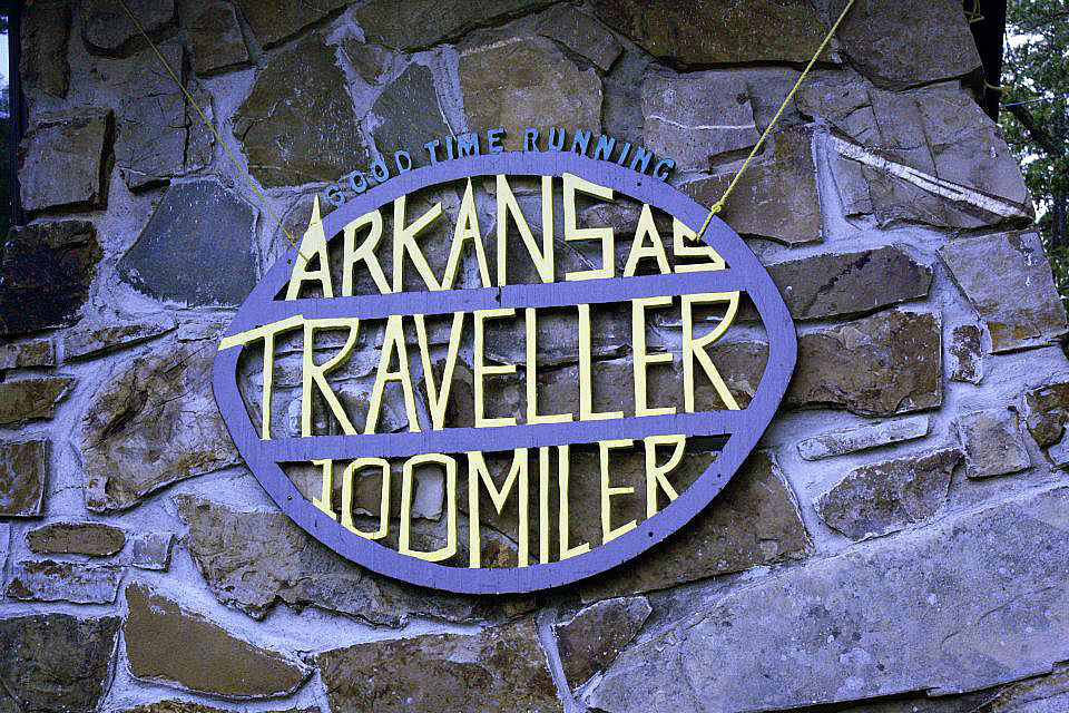 Arkansas Traveller 100 – 2012