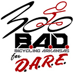 Bicycle Across Arkansas for DARE (B.A.D. 300) @ El Dorado High School | El Dorado | Arkansas | United States