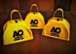 Cowbells like these can be yours,
