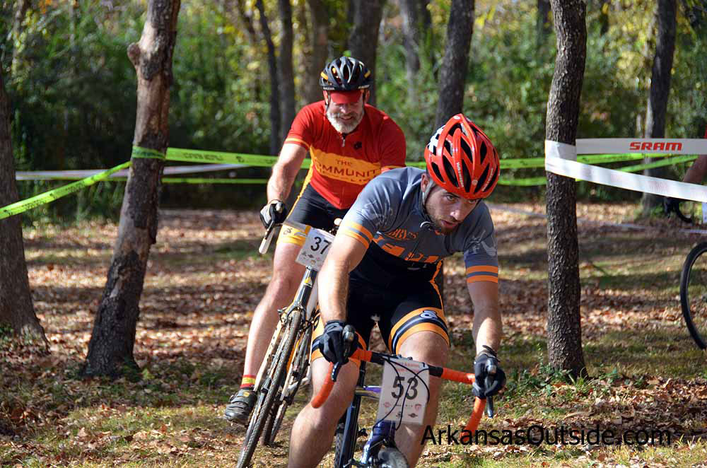 The pleasure and pain of cyclocross.