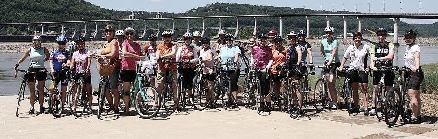 Cyclofemme Central Arkansas 2012