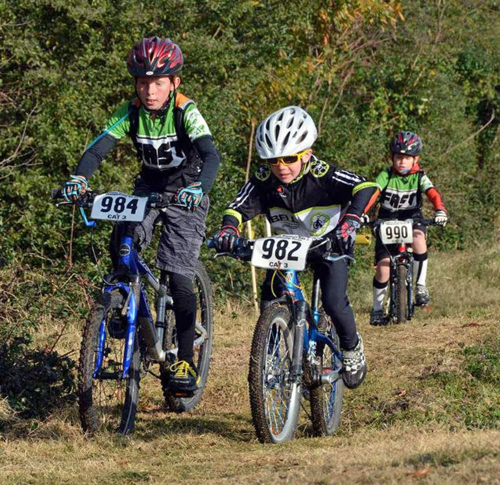 Arkansas Mountain Bike Championship Series Connected