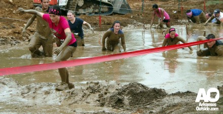 The Finale at Warrior Dash 2012.