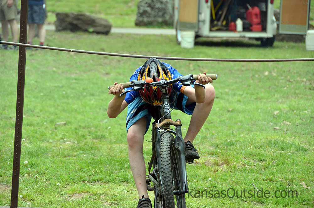 Some things don't change. Taken at the 2012 Ozark Mountain Bike Festival.