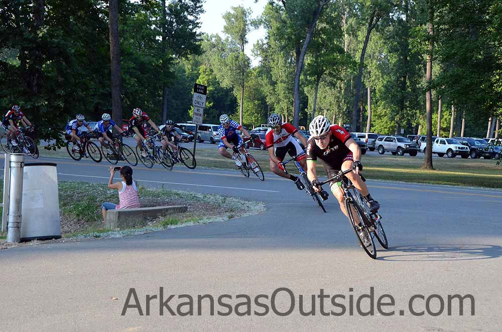 The Crits Are Back in Central Arkansas