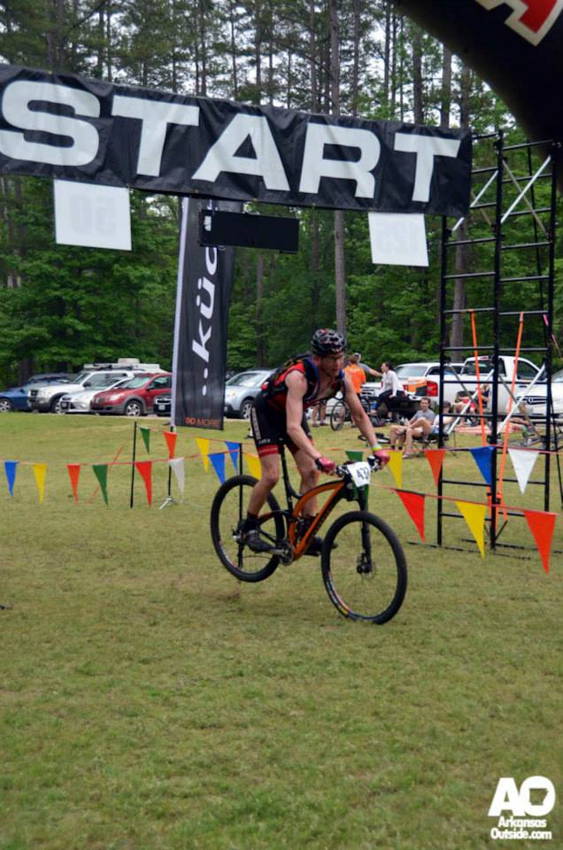In The Books – 2013 Arkansas Mountain Bike Marathon Series