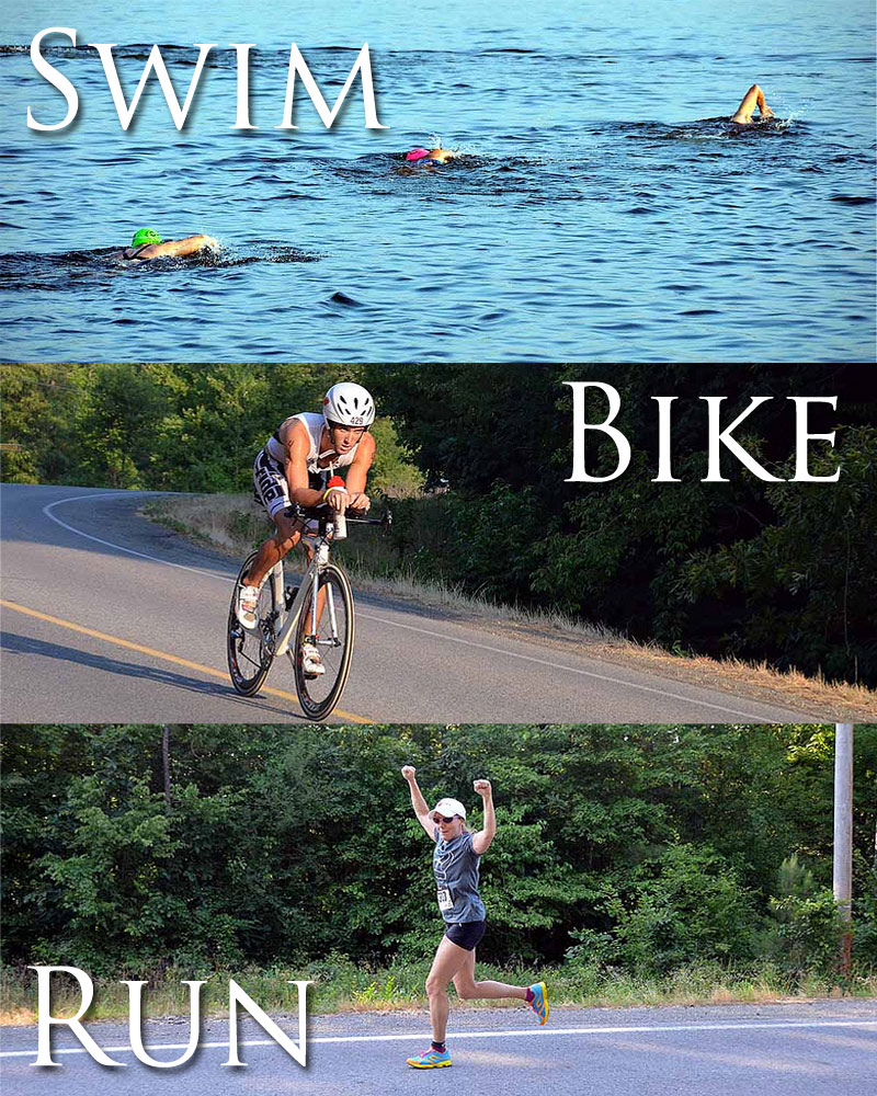Mad Dogs and Triathletes