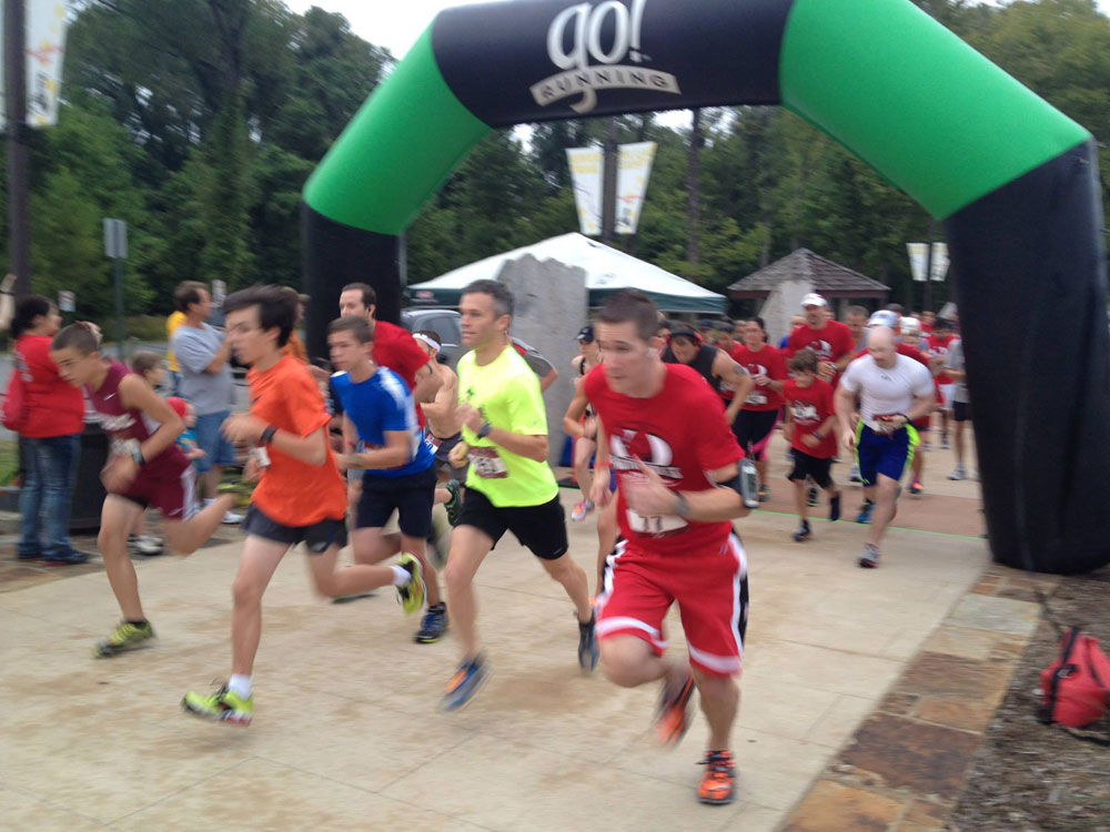 The Fighting 5K: A Race to End Blood Cancer