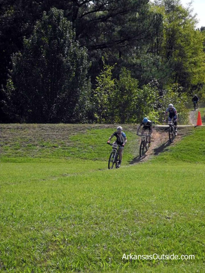 Update on Springhill Mountain Bike Race
