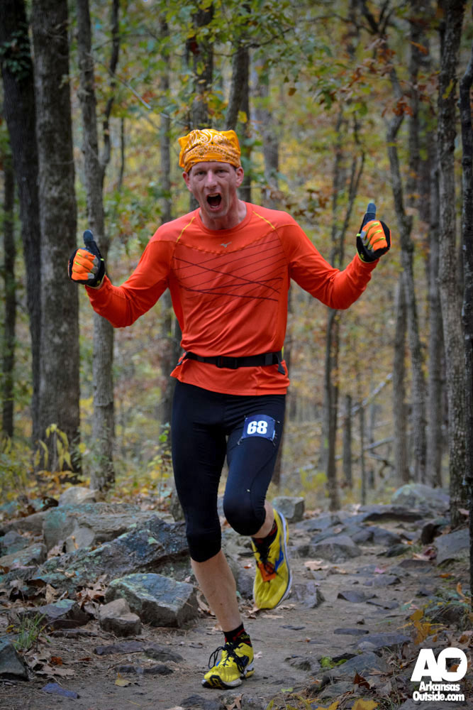 Running at Race the Base Trail Run this fall.