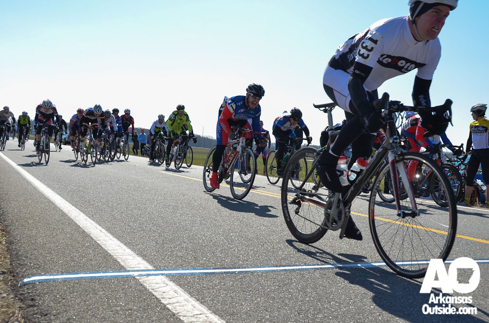 The Crosswinds Classic Road Cycling Race.