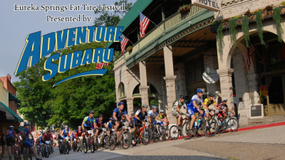 Fat Tire Fest: Short Track, Downhill/Super D/Observed Trials,  Cross Country @ Eureka Springs | Eureka Springs | Arkansas | United States