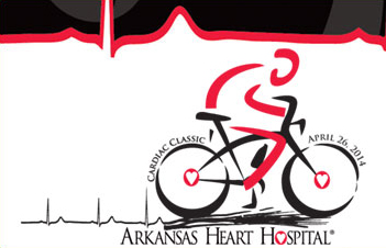 2015 Cardiac Classic Bike Ride @ Burns Park Soccer Fields | North Little Rock | Arkansas | United States