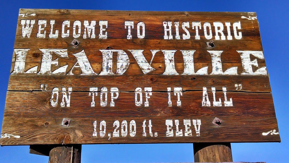 The First Leadman Event – The Road to Leadville Part – 8