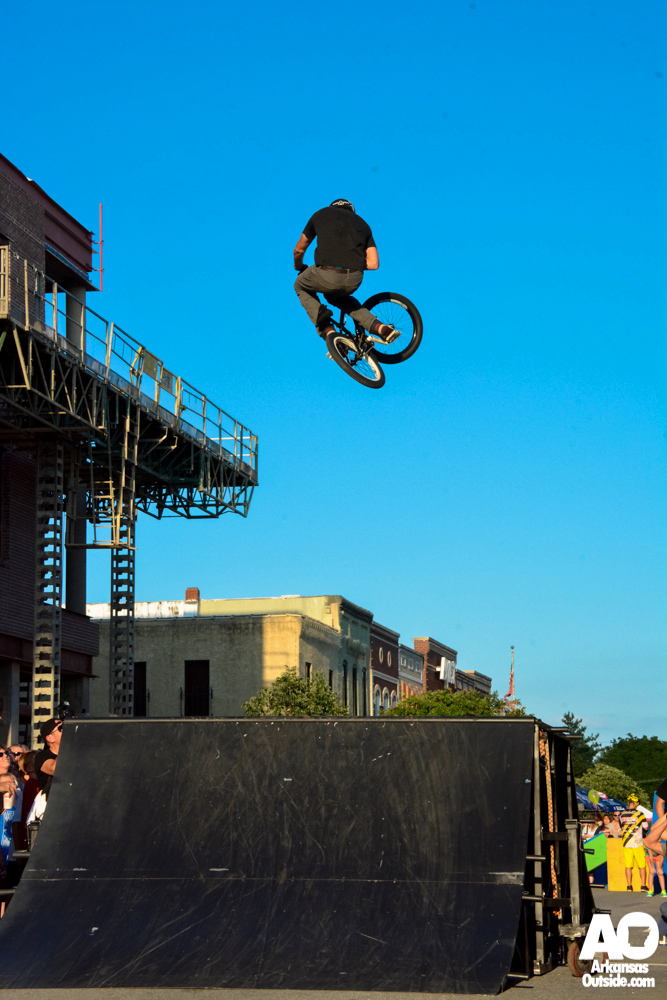 BMX Stunt Show by Real Encounter