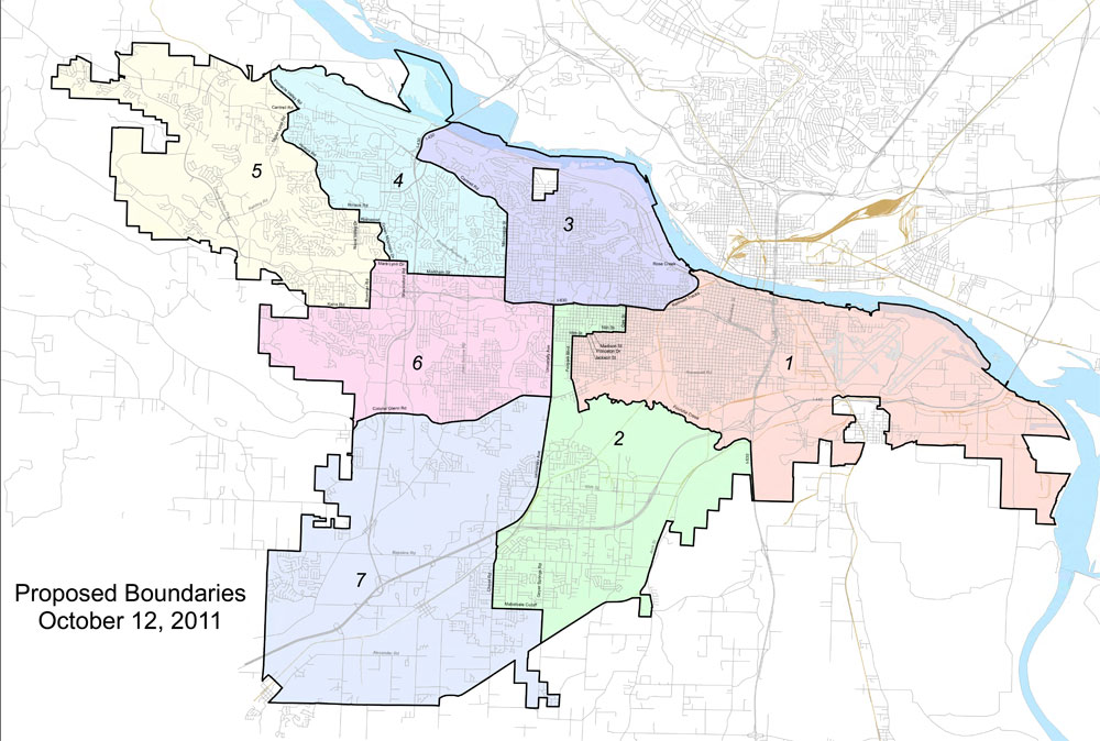 Outdoor Recreation In Little Rock And The Election