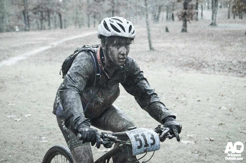Did I mention it was muddy?