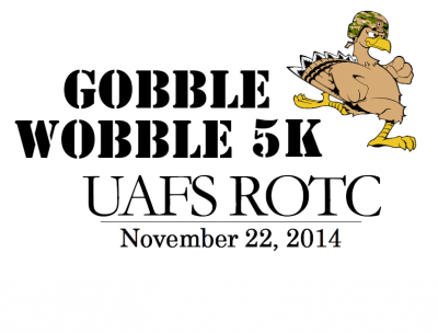 UAFS ROTC 5K Gobble Wobble @ Chaffee Crossing | Fort Smith | Arkansas | United States