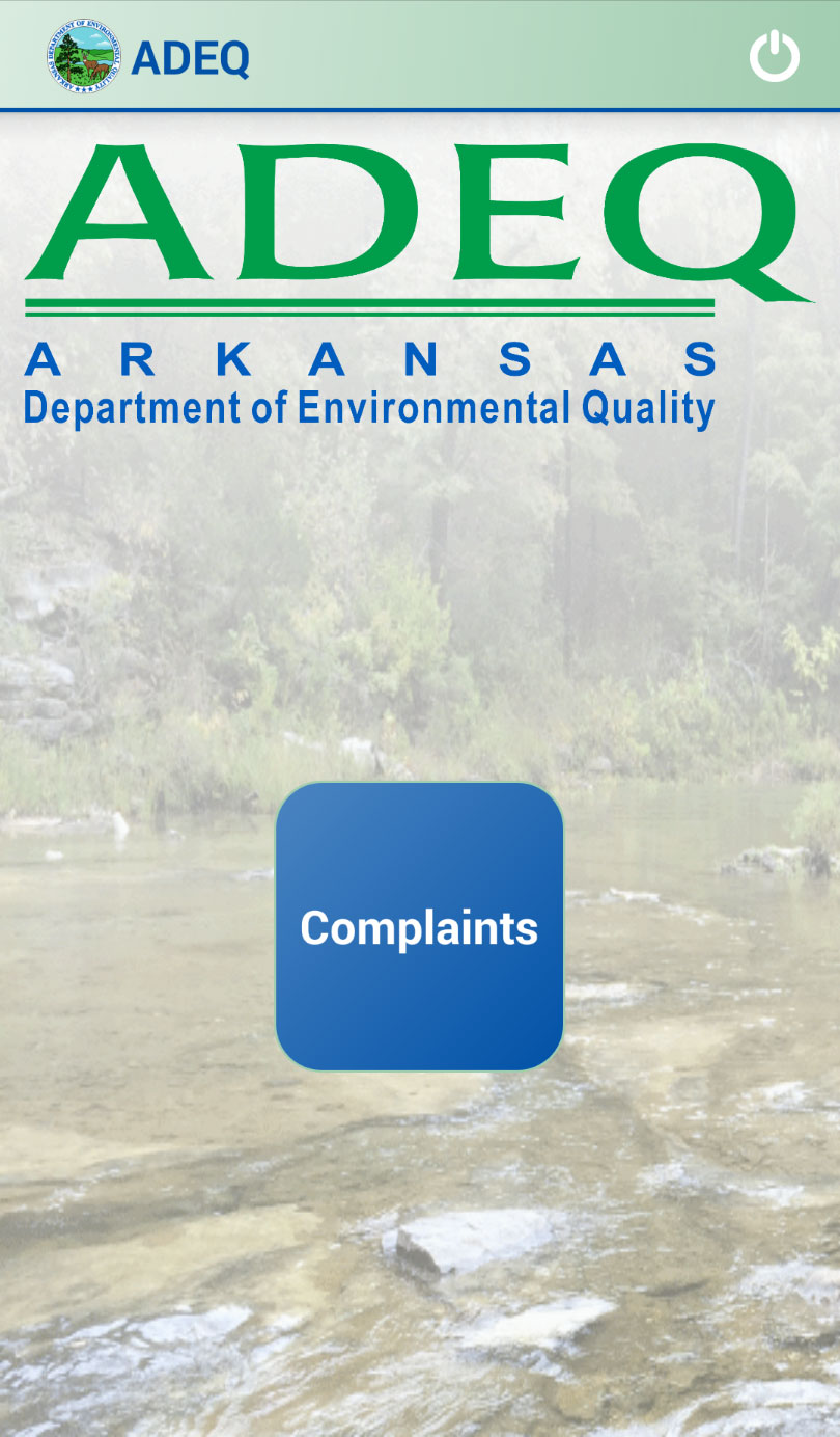 ADEQ Launches Mobile Complaints App.