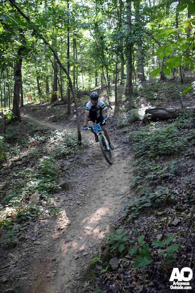 Connecting with Arkansas Mountain Bikers