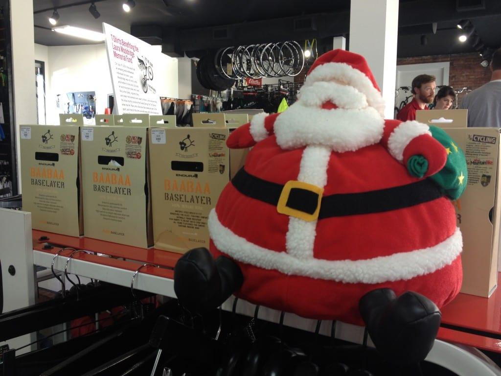 Baa Baa Baselayers are on Santa's wishlist