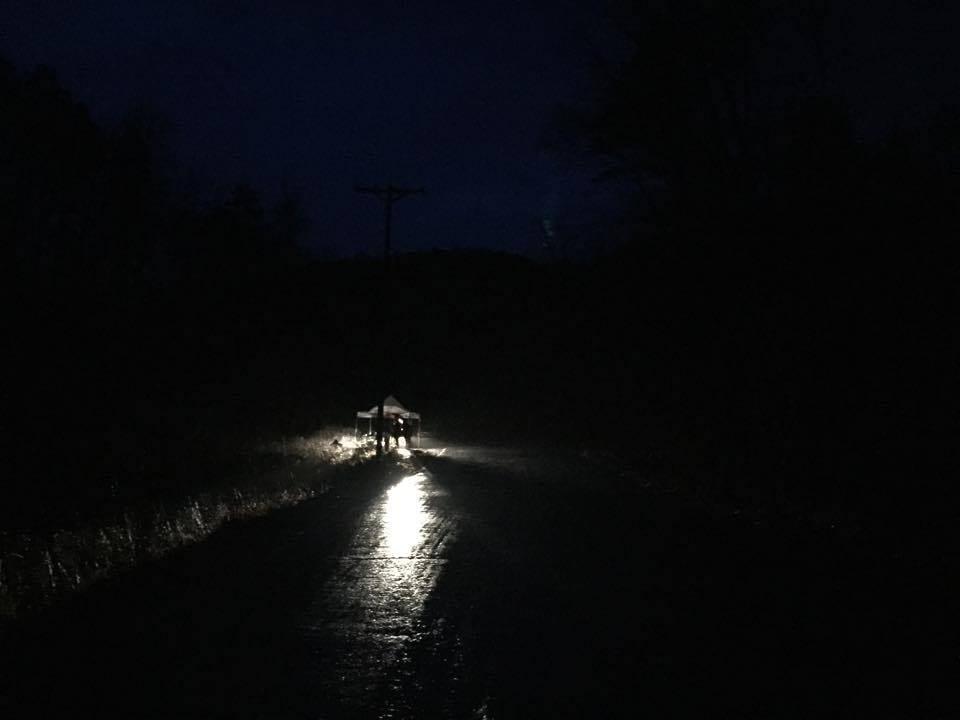 One Long Night in the Woods – RunLOViT 2015