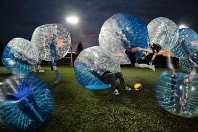 Bubble Ball Tournament @ Murray Park