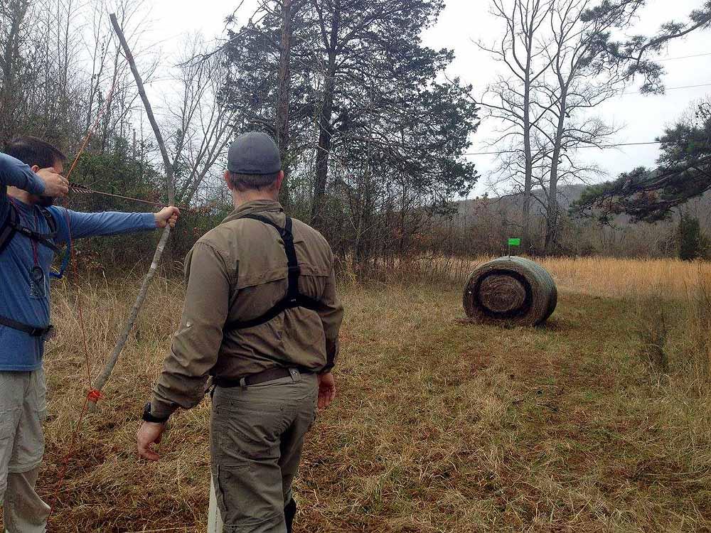 Archery Daniel Goodwin, Jeff Morrow