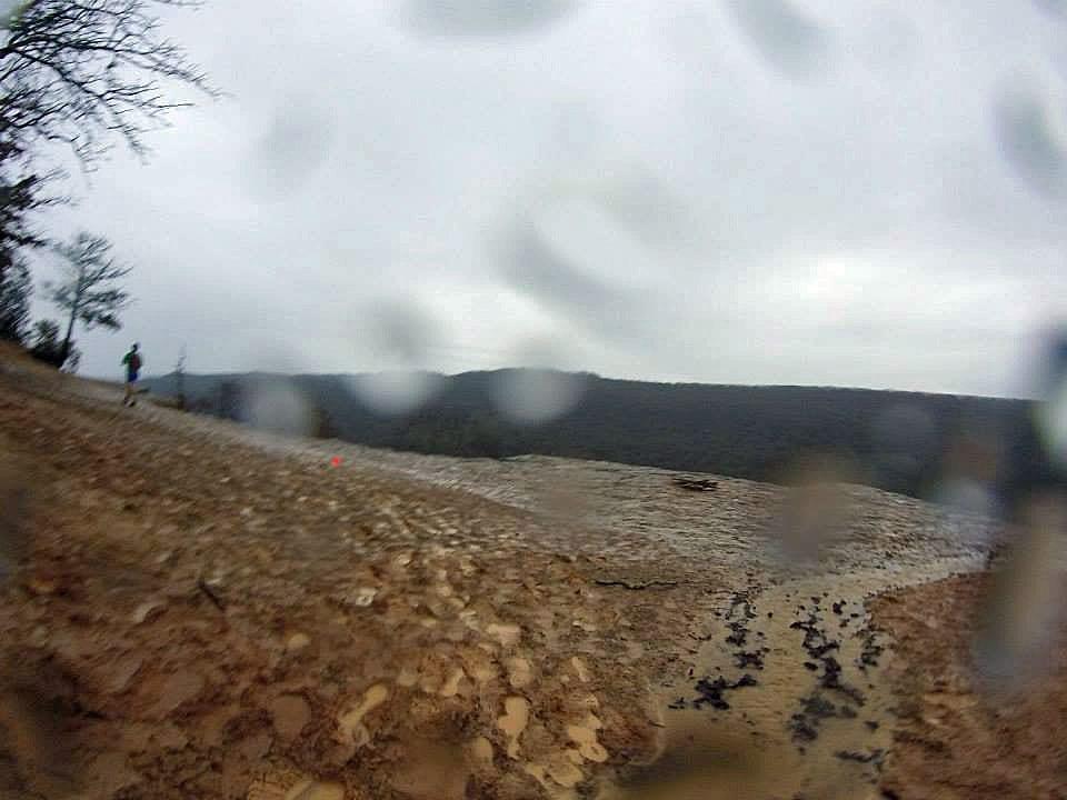 The major Yellow Rock overlook/cliff