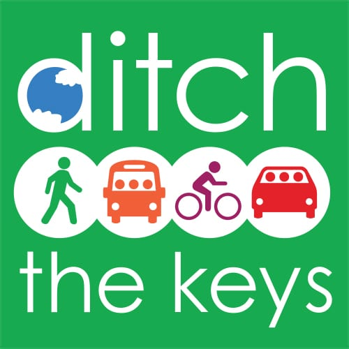 Ditch the Keys – National Bike Month