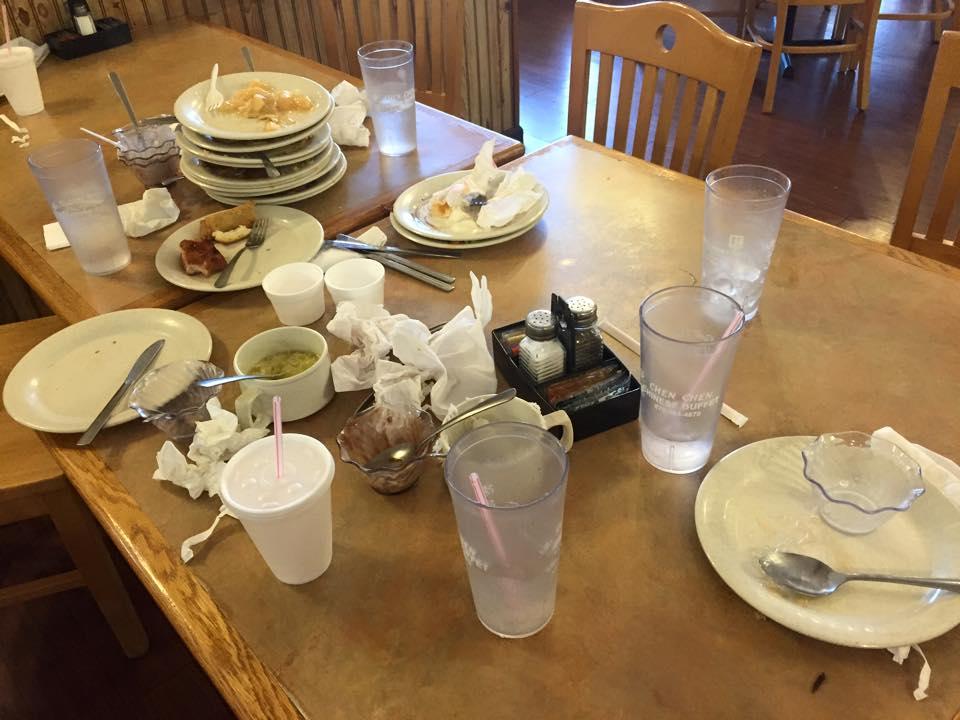 Marathon Eaters