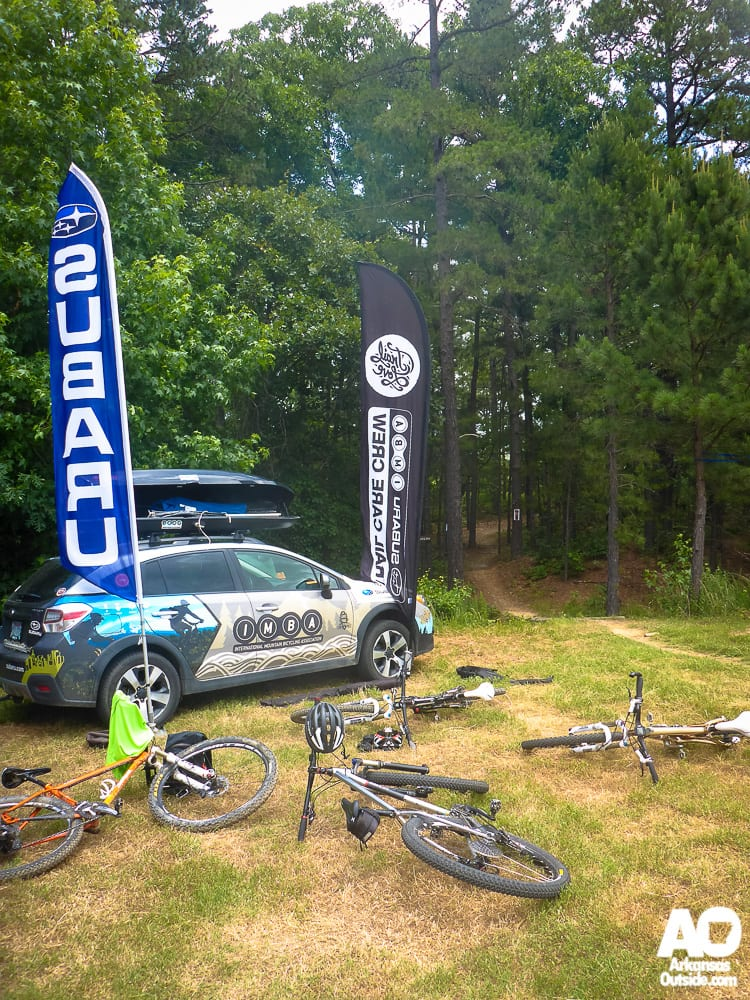 Wanna ride great trail? Follow the Regional IMBA rep around.