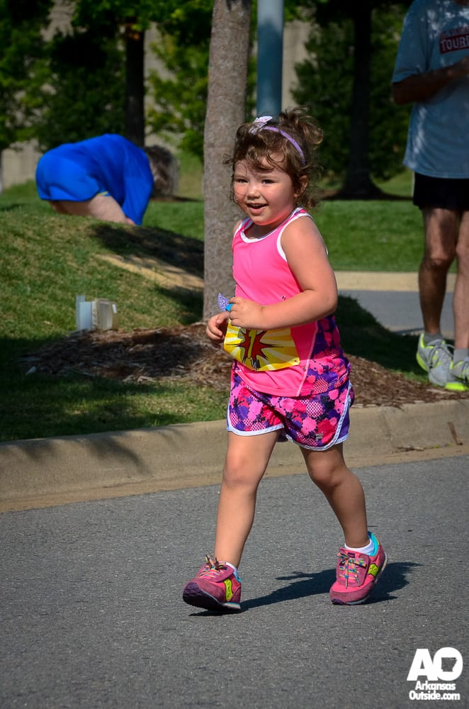I think they are growing a runner.  You might remember this smile from...