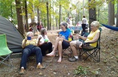 Lake DeGray Bicycle Tour @ Lake Degray State Park Lodge