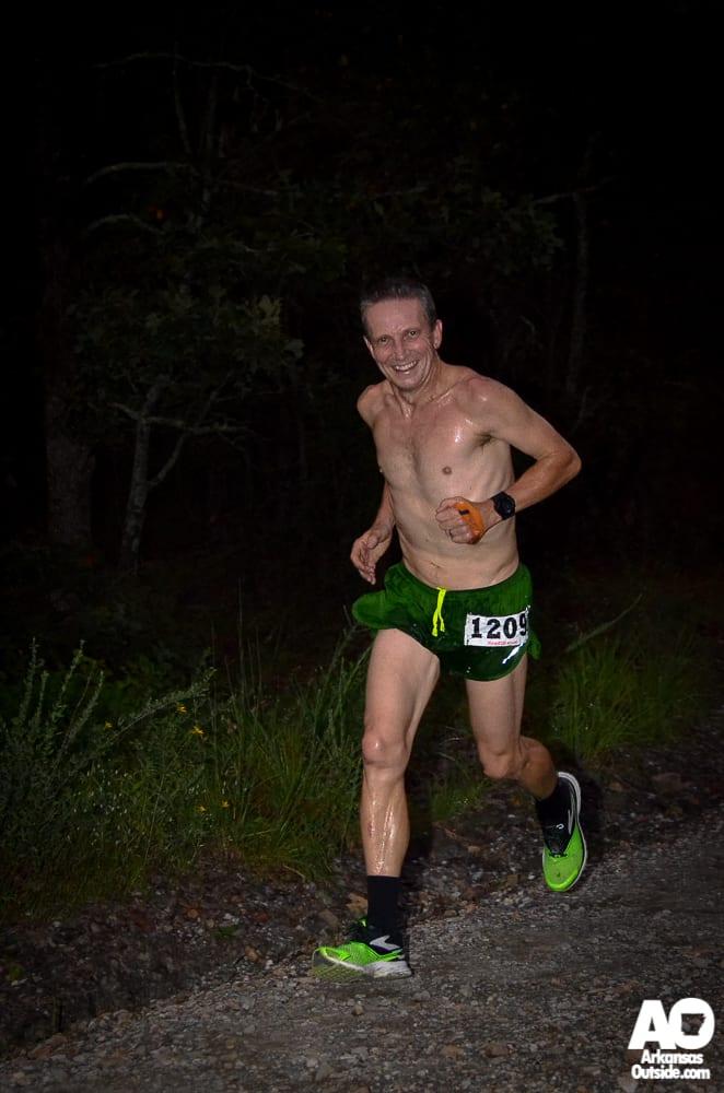 Gary Taylor of Go! Running had a strong 25K run.