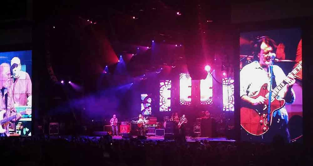Nothing starts an adventure like Widespread Panic.