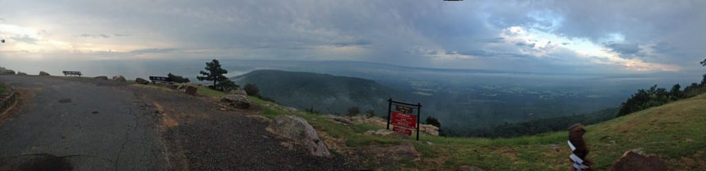Sunrise Point - a breathtaking view!