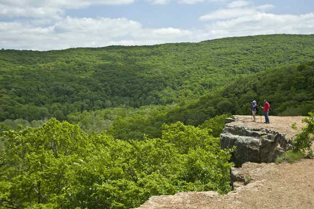 7 Favorite Day Hiking Trails in Arkansas