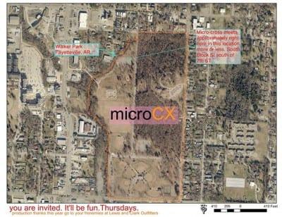 Micro CX - Northwest Arkansas @ Walker Park   Fayetteville   Arkansas   United States