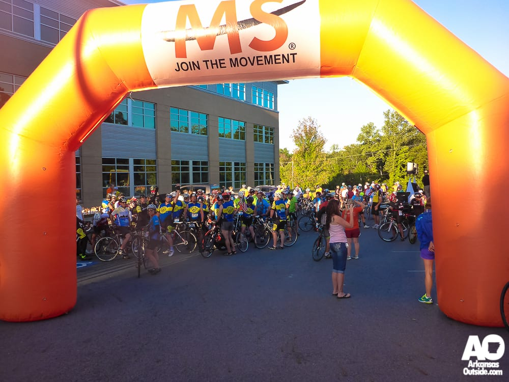 The MS150 – Good Things, All Around