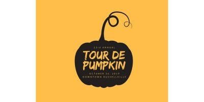 Tour de Pumpkin @ The Depot | Russellville | Arkansas | United States