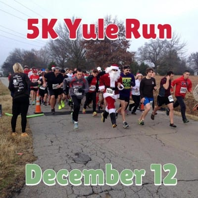 5K Yule Run @ Greenwood Police Station | Greenwood | Arkansas | United States