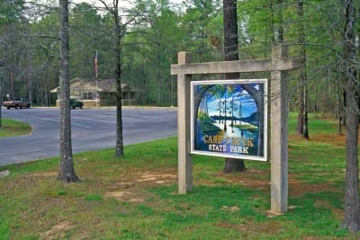 $5.00 - 5K-10K-25K Run @ Cane Creek State Park Pavilion 1